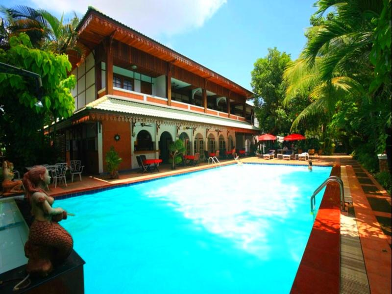 Vansana Hotel Ban Phonthan - Hotels and Accommodation in Laos, Asia