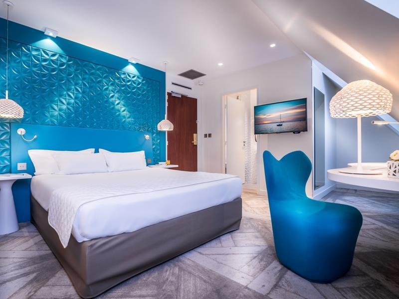 Holiday Inn Paris Gare de l'Est - Hotell och Boende i Frankrike i Europa