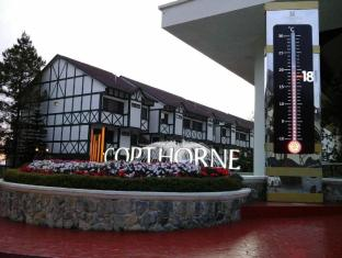 Copthorne Hotel Cameron Highlands Cameron Highlands - Giant Thermometer - 18 Degrees Celsius