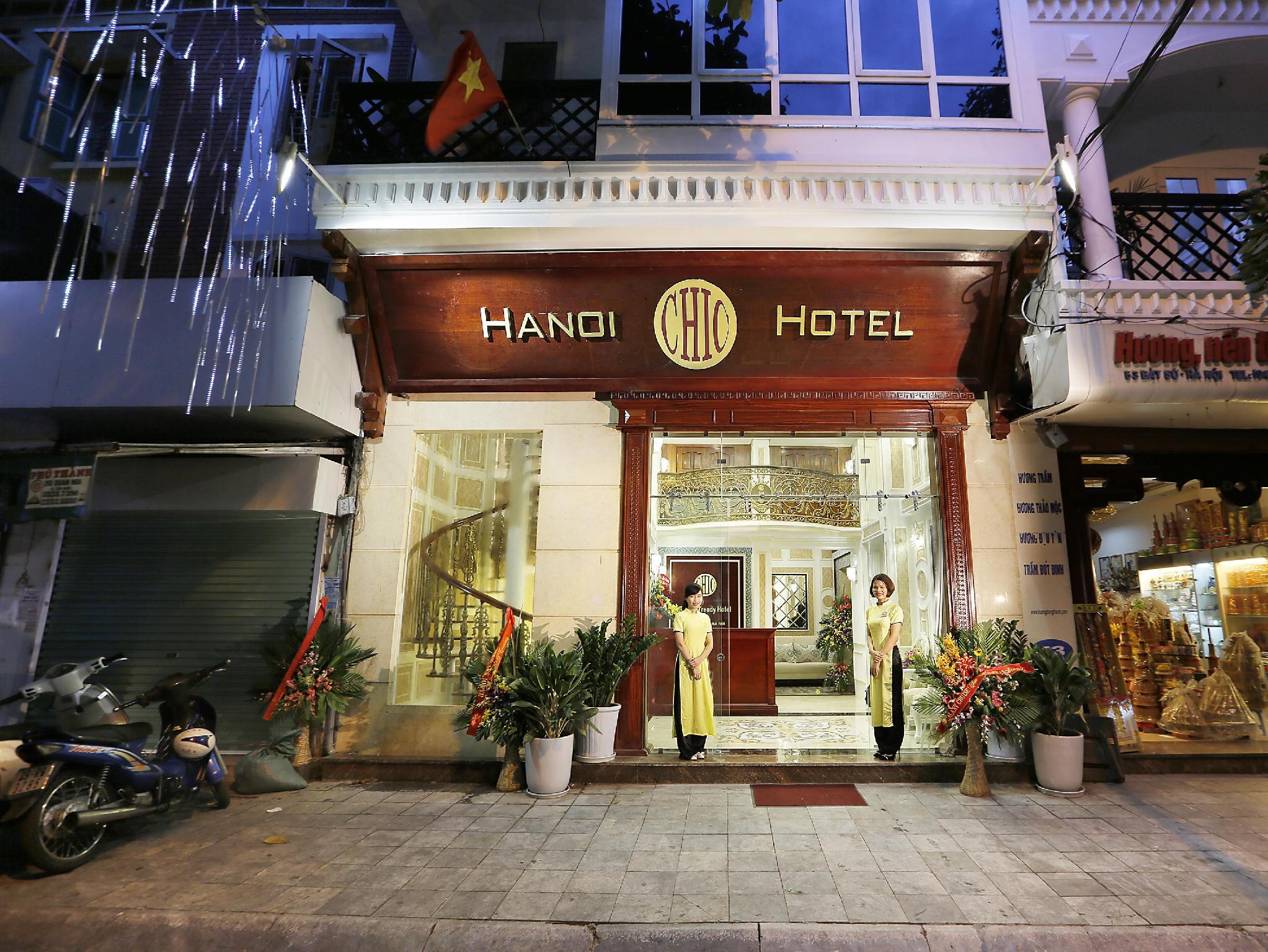 Hanoi Chic Boutique Hotel - Hanoi