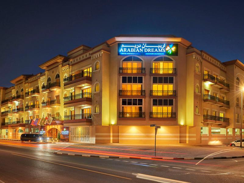 Arabian Dreams Hotel Apartments - Hotels and Accommodation in United Arab Emirates, Middle East