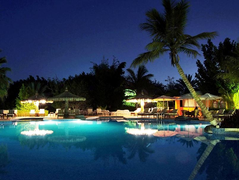 Al Nahda Resort & Spa - Hotels and Accommodation in Oman, Middle East