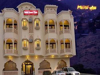 Amer View Hotel - Hotell och Boende i Indien i Jaipur