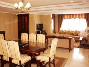 Travellers Suites Serviced Apartments Medan - Apartmá