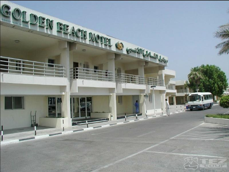 Golden Beach Motel - Hotels and Accommodation in United Arab Emirates, Middle East