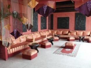 Adrar Hotel Agadir - Empfangshalle