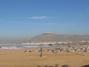Adrar Hotel Agadir - Strand