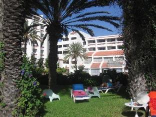 Adrar Hotel Agadir - Hotel Aussenansicht