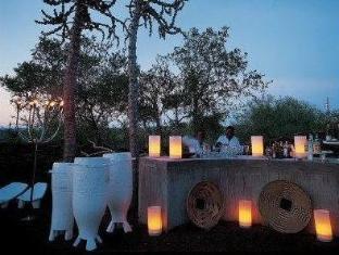 Singita Game Reserve Lebombo Hotel Крюгер - Паб.