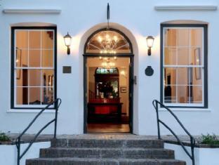 Oude Werf Hotel Stellenbosch - Entrance