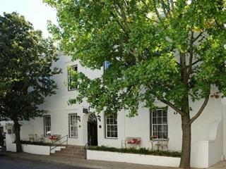 Oude Werf Hotel Stellenbosch - Exterior