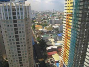 Philippines Hotel Accommodation Cheap | Taft Tower Manila Manila - City View