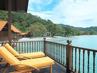 Pangkor Island Beach Resort Pangkor - Villa With Deck View