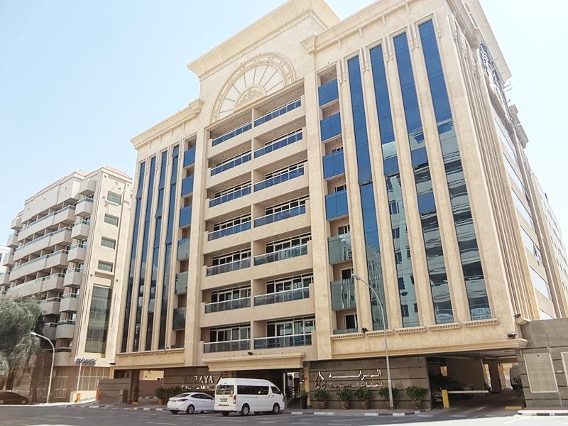 Al Raya Hotel Apartment - Hotels and Accommodation in United Arab Emirates, Middle East