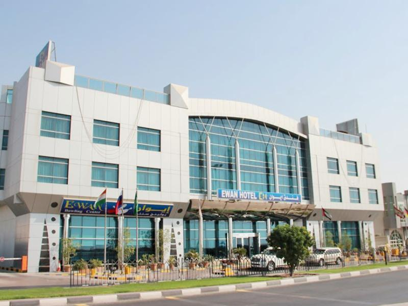 Ewan Hotel Sharjah - Hotels and Accommodation in United Arab Emirates, Middle East