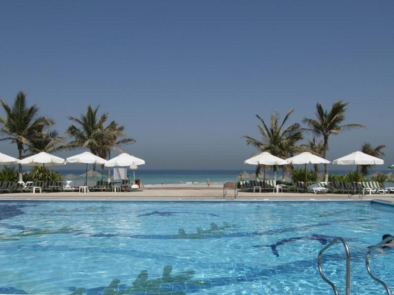 Umm Al Quwain Beach Hotel - Hotels and Accommodation in United Arab Emirates, Middle East
