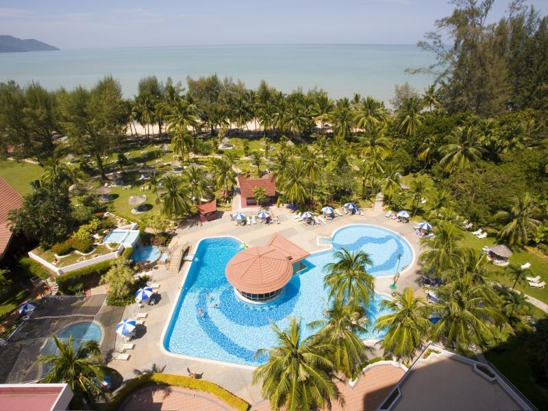 Bayview Beach Resort - Hotels and Accommodation in Malaysia, Asia