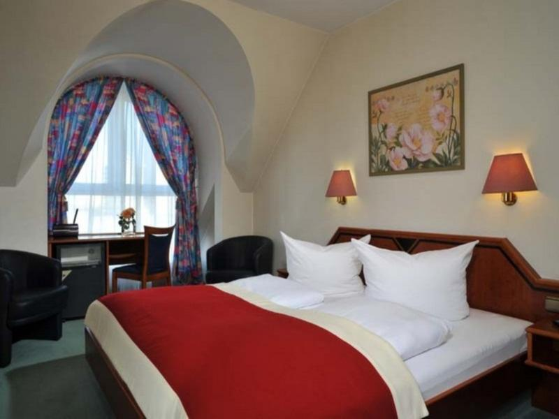 BB Hotel Berlin - Hotell och Boende i Tyskland i Europa