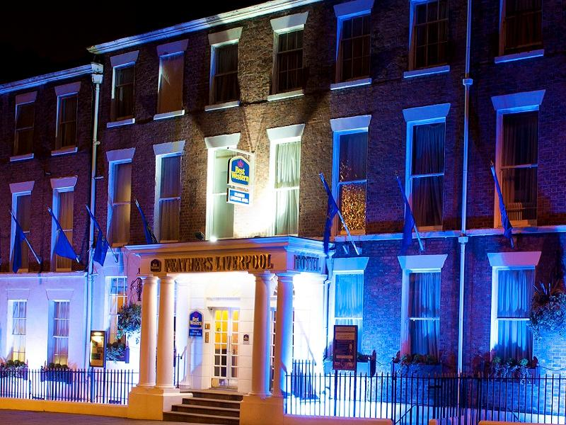 Best Western Feathers Liverpool Hotel - Liverpool