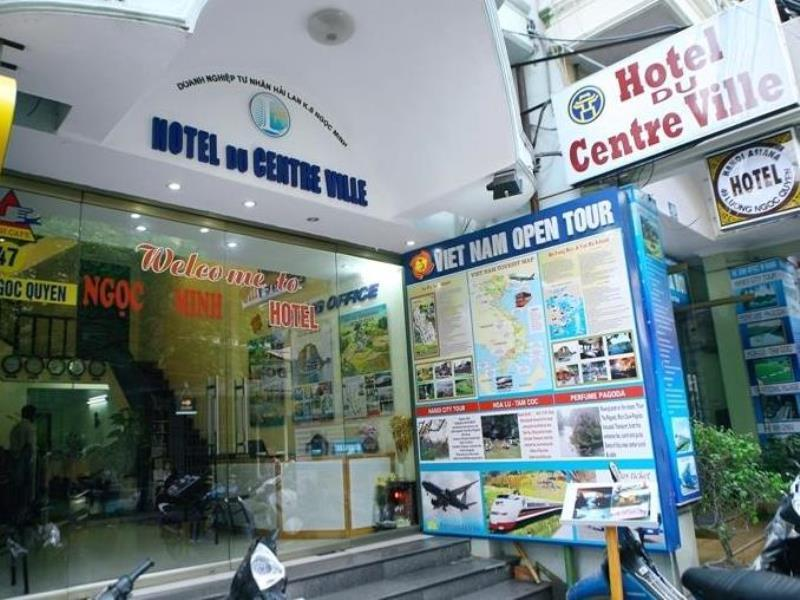 Hotel du Centre Ville - Hotell och Boende i Vietnam , Hanoi