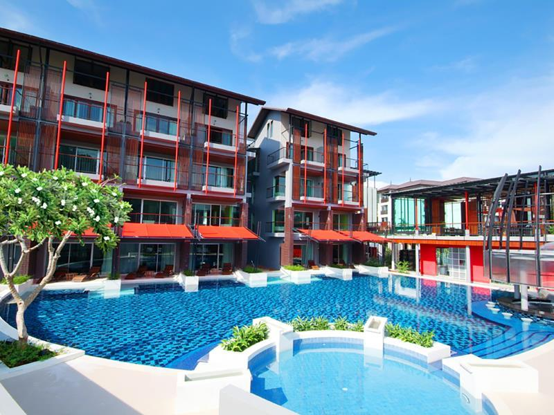 Red Ginger Chic Resort - Hotels and Accommodation in Thailand, Asia