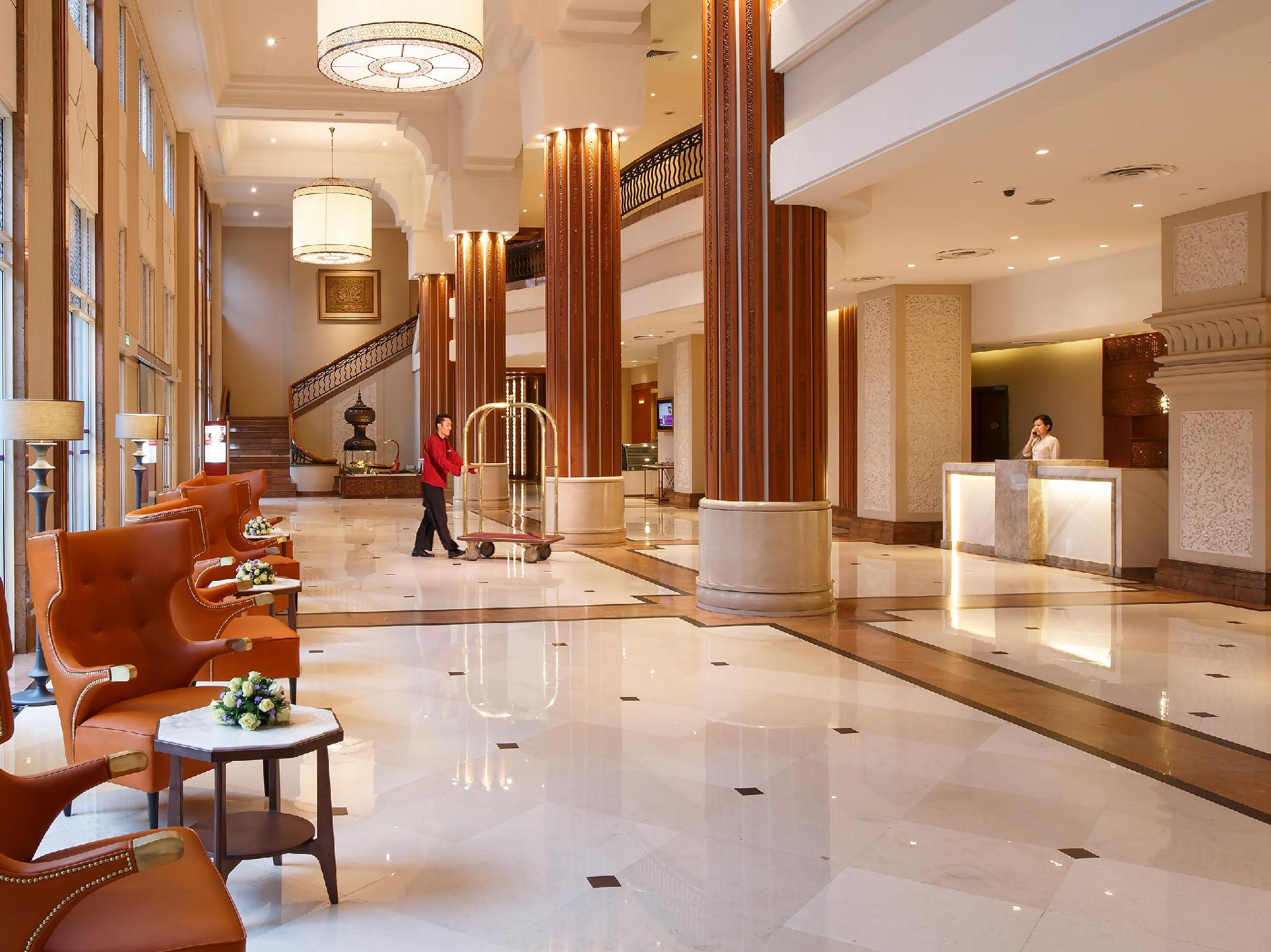 PARKROYAL Yangon Hotel - Hotels and Accommodation in Myanmar, Asia