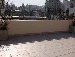 Tribeca Studios Hotel Buenos Aires - Balcony/Terrace