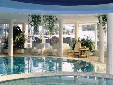 Ruissalo Spa Hotel Turku - Swimming Pool