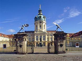 Hotel Aparotel Berlin Schloss Charlottenburg Berlín - Vistas