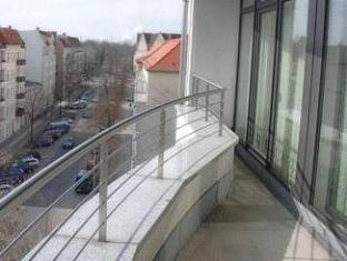 Hotel Aparotel Berlin Schloss Charlottenburg Berlin - Balkon/Teras