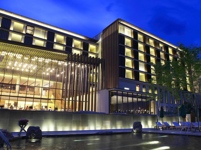 Hotel Royal Chiao Hsi - Hotels and Accommodation in Taiwan, Asia