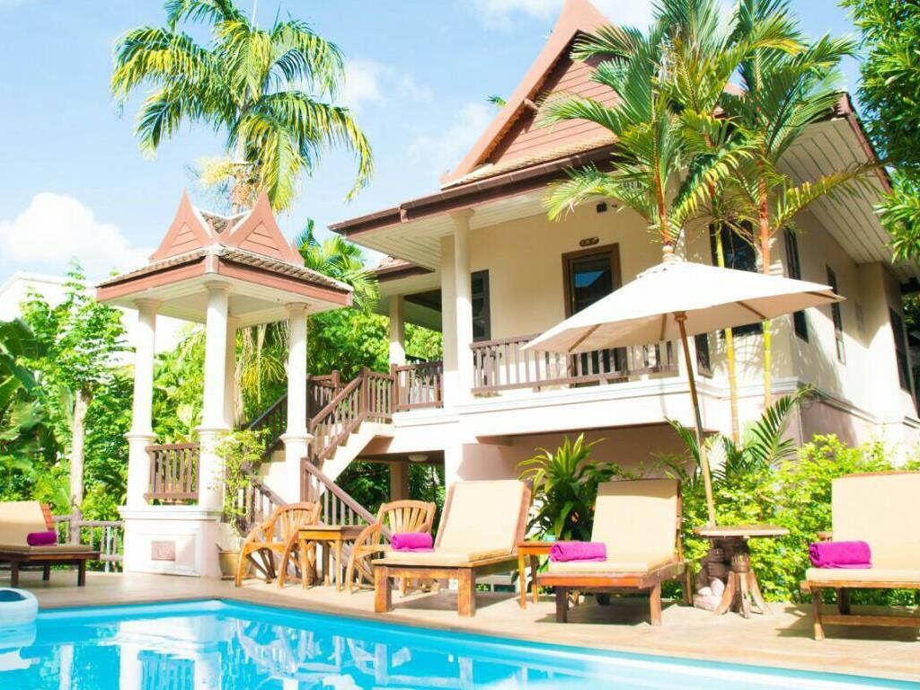 Cha Wan Resort - Hotels and Accommodation in Thailand, Asia