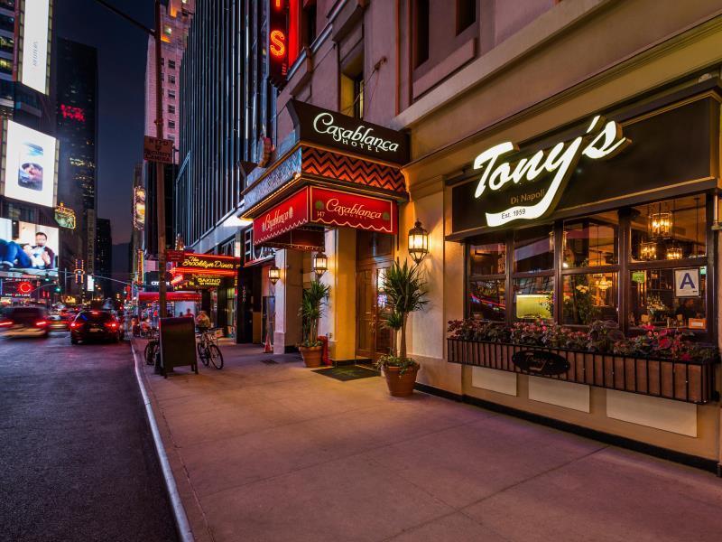 Casablanca Hotel New York - New York