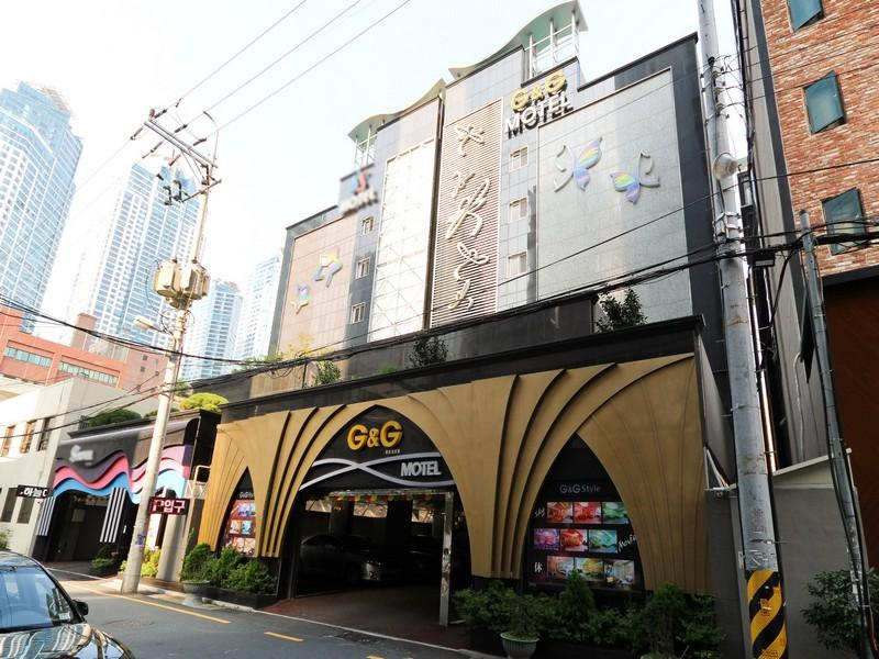 Seomyeon G and G Motel - Hotels and Accommodation in South Korea, Asia