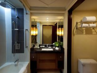 Cebu City Marriott Hotel Cebu-stad - Badkamer