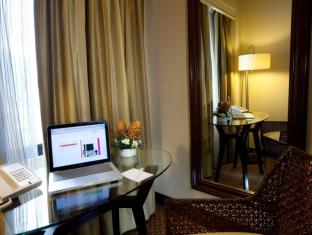 Cebu City Marriott Hotel Cebu City - Business Suite Ante Room