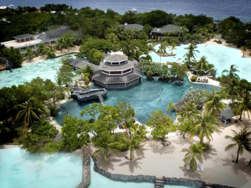 Plantation Bay Resort & Spa Cebu - Utsiden av hotellet