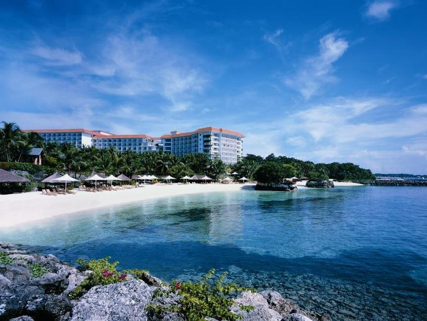 Shangri-La's Mactan Resort & Spa Себу - Номер Люкс