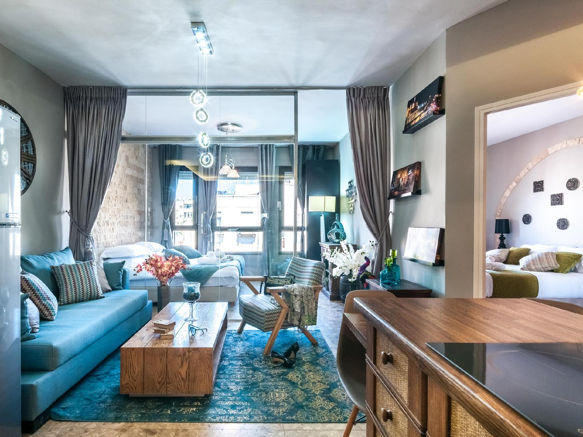 Sweet Inn Apartments - King David 19 - Hotels and Accommodation in Israel, Middle East