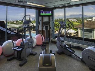 達沃市馬可波羅飯店 達沃市 - 健身房