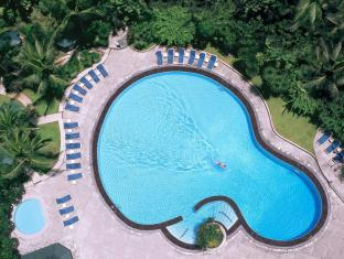 Mandarin Oriental Manila Hotel Manila - Swimming Pool