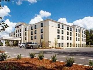 Springhill Suites Gainesville Hotel Gainesville (FL) - Exterior