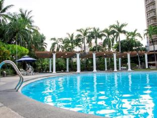 Century Park Hotel Manila - Temperature Controlled Swimming Pool