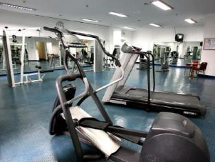 Century Park Hotel Manila - Fitnessrum