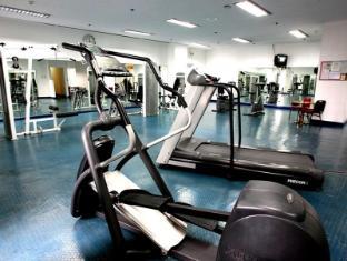 Century Park Hotel مانيلا - غرفة اللياقة البدنية