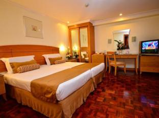 City Garden Suites Hotel Manila - Phòng khách