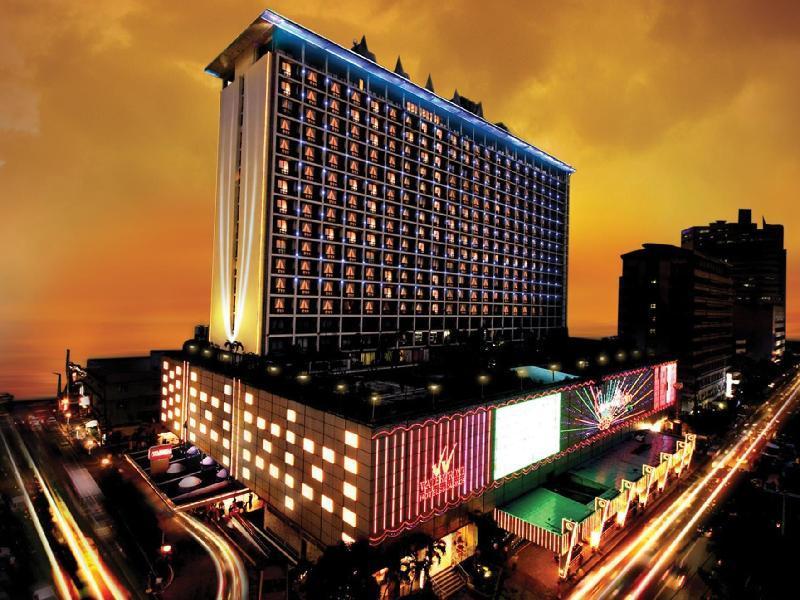 Manila Pavilion Hotel & Casino מנילה