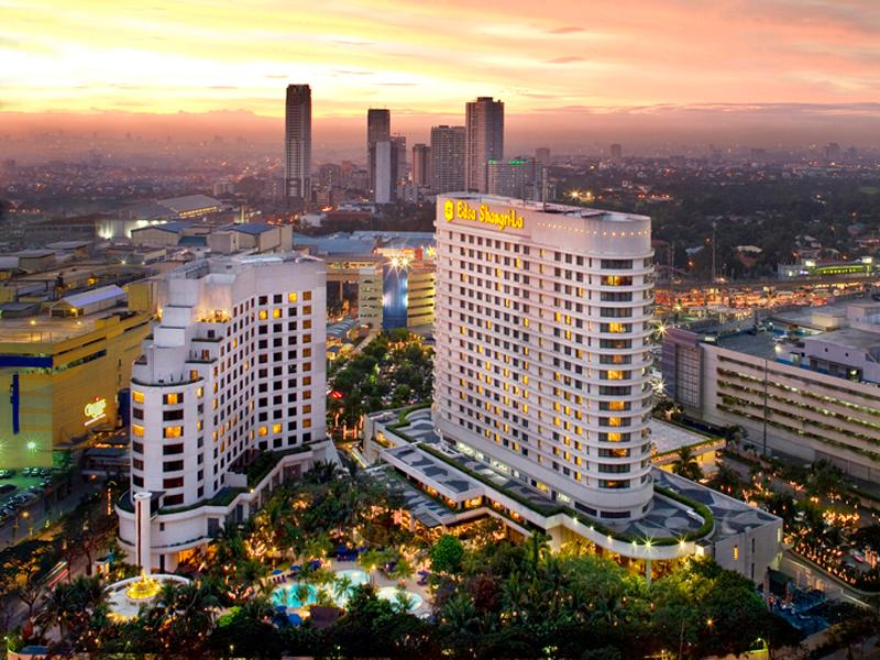 Edsa Shangri-La Manila - Hotels and Accommodation in Philippines, Asia