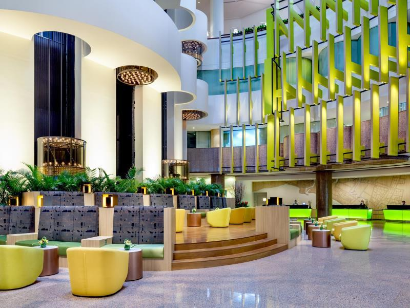 Holiday Inn Singapore Atrium Singapore