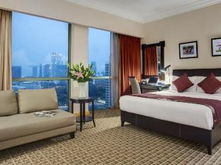 Grand Copthorne Waterfront Hotel Singapore - Deluxe Bayview Room
